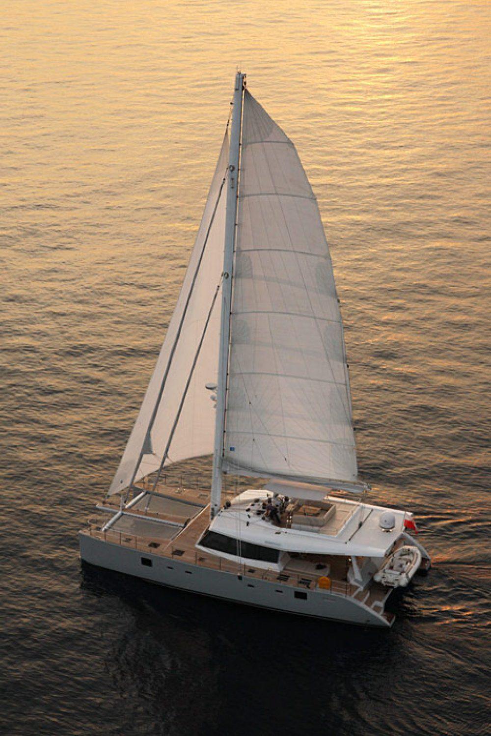 Charter catamaran miss kirsty british virgin islands for By the cabin catamaran charters