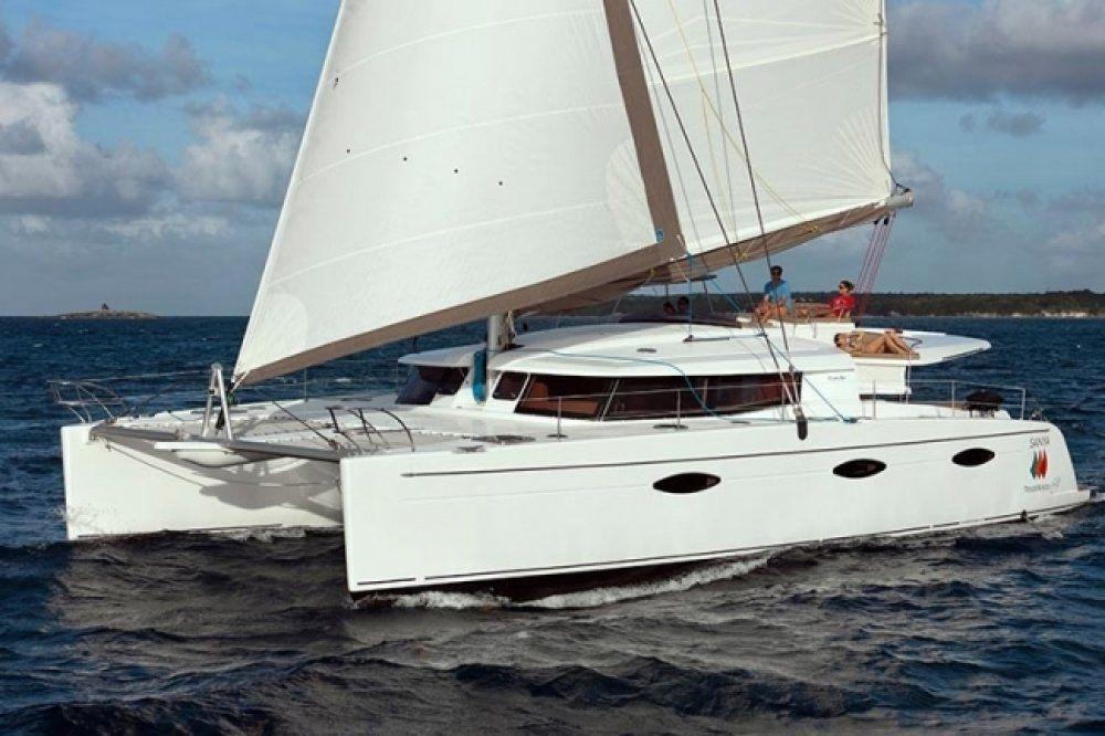 Charter catamaran alive virgin islands for By the cabin catamaran charters