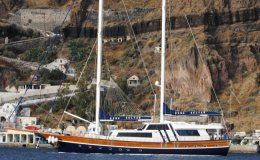 Esma sultan crewed gulet 7 double cabins up to 14 guests turkey