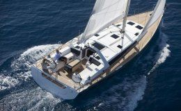 Oceanis 48 5 cabins greece