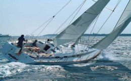 Bavaria 46 cruiser 4 cabins greece