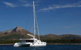 Magec fontaine pajot 67 4 double cabins balearics caribbean