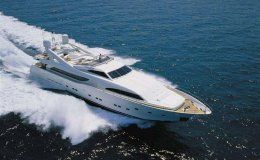 Camarik ferreti custom line 112 up to 10 guests balearics