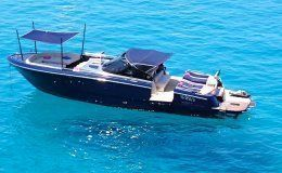 Cnm continental tender 50 day charters up to 10 guests ibiza