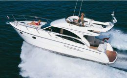 Princess 42 fly day charter up to 11 guests puerto banus