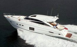 Princess v 72 day charter up to 10 guests puerto banus