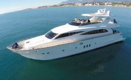 Canados 86 day charter up to 12 guests puerto banus