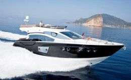 Sessa marine f 54 day charter up to 10 guests puerto banus marbella