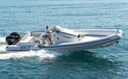 Sacs strider 10 day charter up 12 guests ibiza