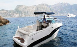 Rio blu 32 day charter up to 8 guests amalfi coast capri