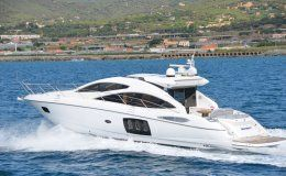 Charter yacht sweet sunseeker predator 52 day charters for up to 9 guests ibiza