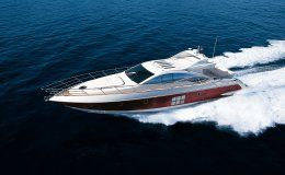 Charter yacht azimut 68s day charters up to 12 people ibiza
