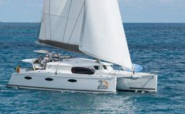 Charter catamara zimaya fountaine pajot 57 5 cabins virgin islands