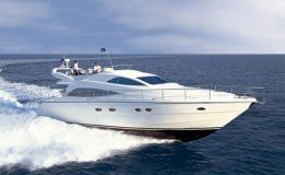 Charter yacht my joy aicon 17 m 3 cabins greece