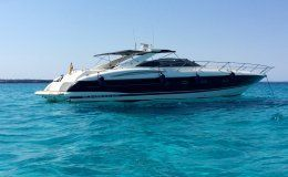 Charter yacht sunseeker camargue 50 day charter up to 10 guests ibiza