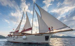 Charter gulet morning star croatia