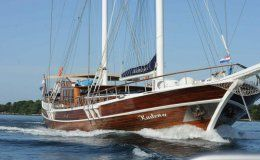 Kadena gulets for charter in croatia