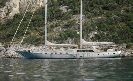 Silvermoon charter gulet in turkey