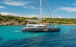Adriatic dragon lagoon 77 charter gulet in croatia