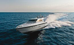Mangusta 72 benji one yachts for charter in ibiza