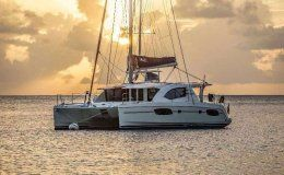 Flojo catamarans for charter in belize