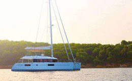 A3 catamarans for charter in the bvi