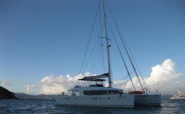 Blue moon l56 catamarans for charter in the bvi