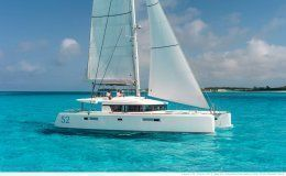 Grace catamarans for charter in the bvi