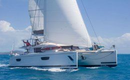 Neverland catamarans for charter in the bvi
