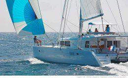 Floatation therapy catamarans for charter in the bvi