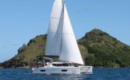 Allende catamarans for charter in the bvi