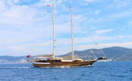 Sema tuana charter gulet in turkey