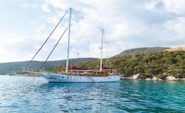 Primadonna charter gulet in turkey