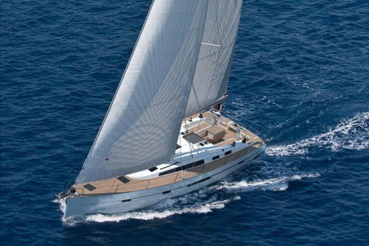 Bavaria 56 5 cabins greece