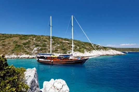 Perla luxury gulet 30 m 7 cabins croatia