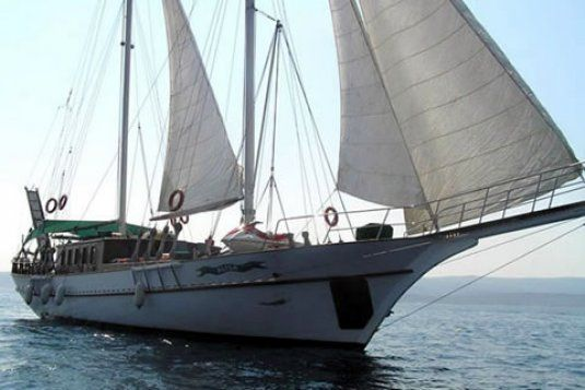 Gulet alisa cabin charter 6 cabins up to 12 guests dalmatian coast