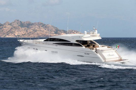 Aramis princess v78 4 cabins