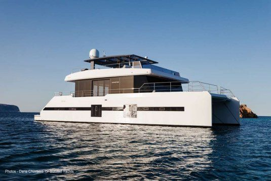 Mayrilou yachts for charter in croatia