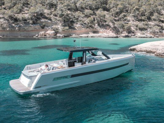 Helles bells fjord 48 yachts for charter in ibiza