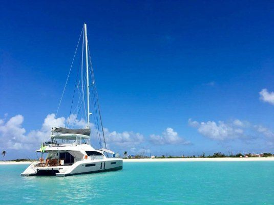 The annex catamarans for charter in the bvi