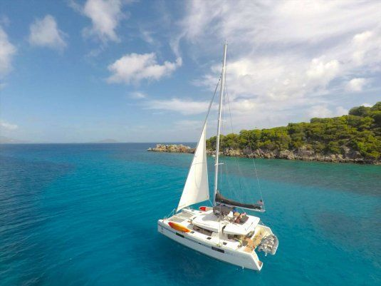 Stop work order catamarans for charter in the bvi