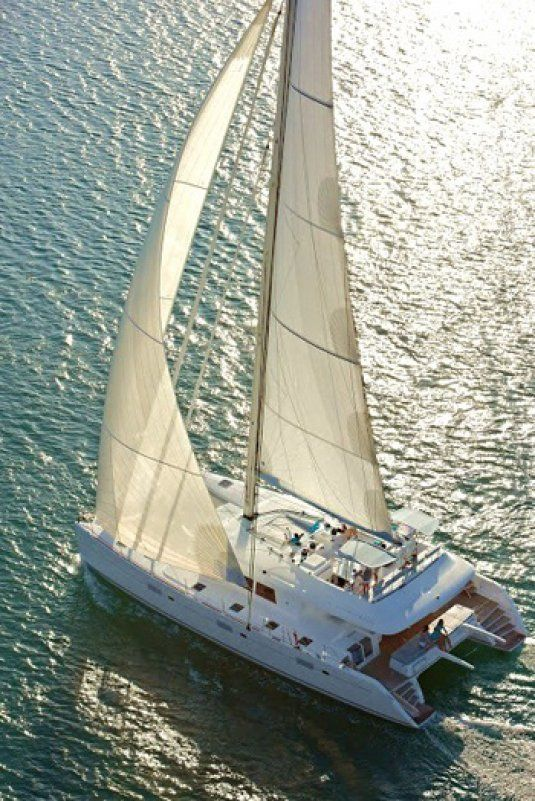 Foxy lady catamarans for charter in the bvi