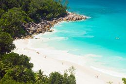 7 day itinerary around the seychelles