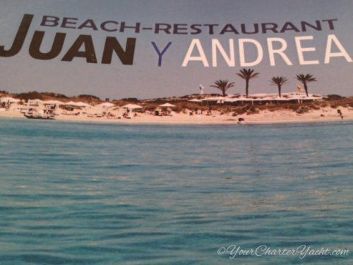 Formentera s famous juan y andrea restaurant is now open for the 2016 season